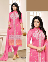WonderFul looking Readymade Embroidery Suits