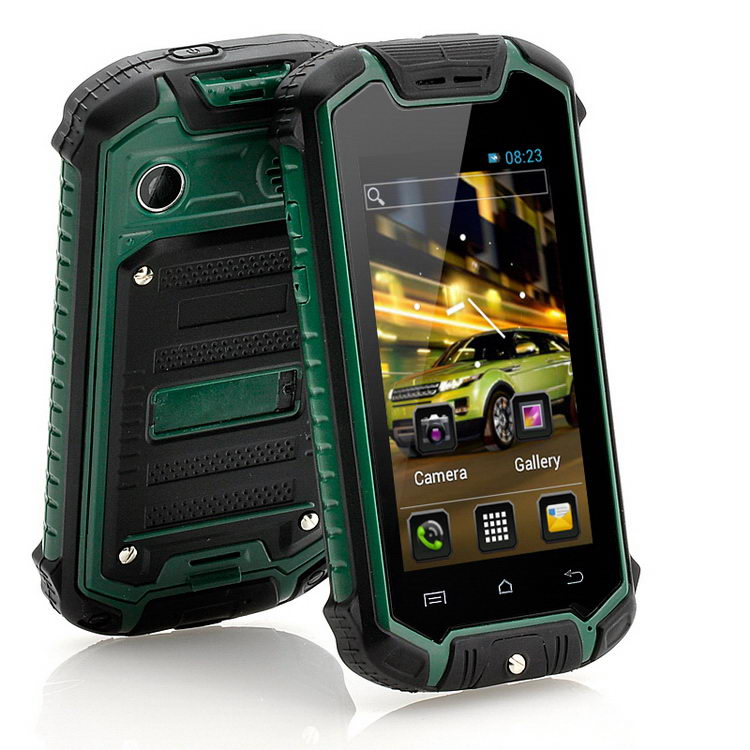 Top quality unique navigation rugged smartphone