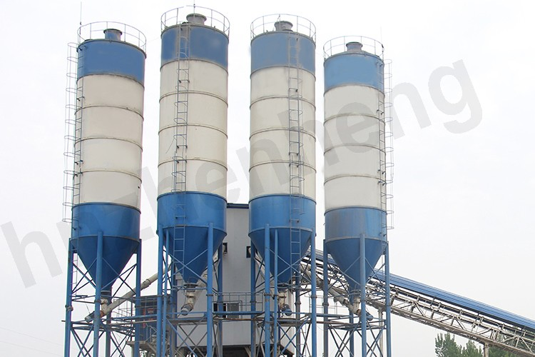 China Top Manufactory Competitive Price HZS 25-180m3/h Concrete Batching Plant