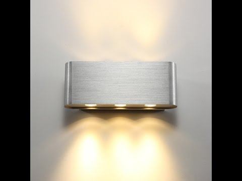 Get Quotations · Surface Mounted Interior LED Wall Lights   Energy Saving  Contemporary Designs