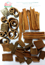 Cassia cinnamon round cut , the product from Orient Vietnam Co., Ltd