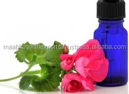Geranium Oil in Pure Form