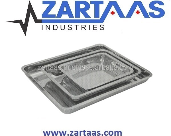 "With Lid Impression Tray set of 3 6"" x 8"", 8"" x 10"", 10"" x 12"""