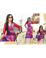 Beautiful fancy georgette kurti for women