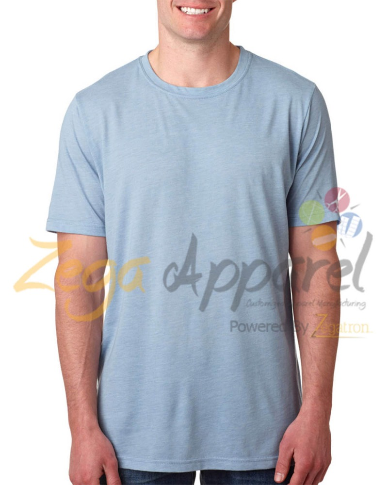 Zegaapparel Ice cream printed crew neck ribbed T-shirt