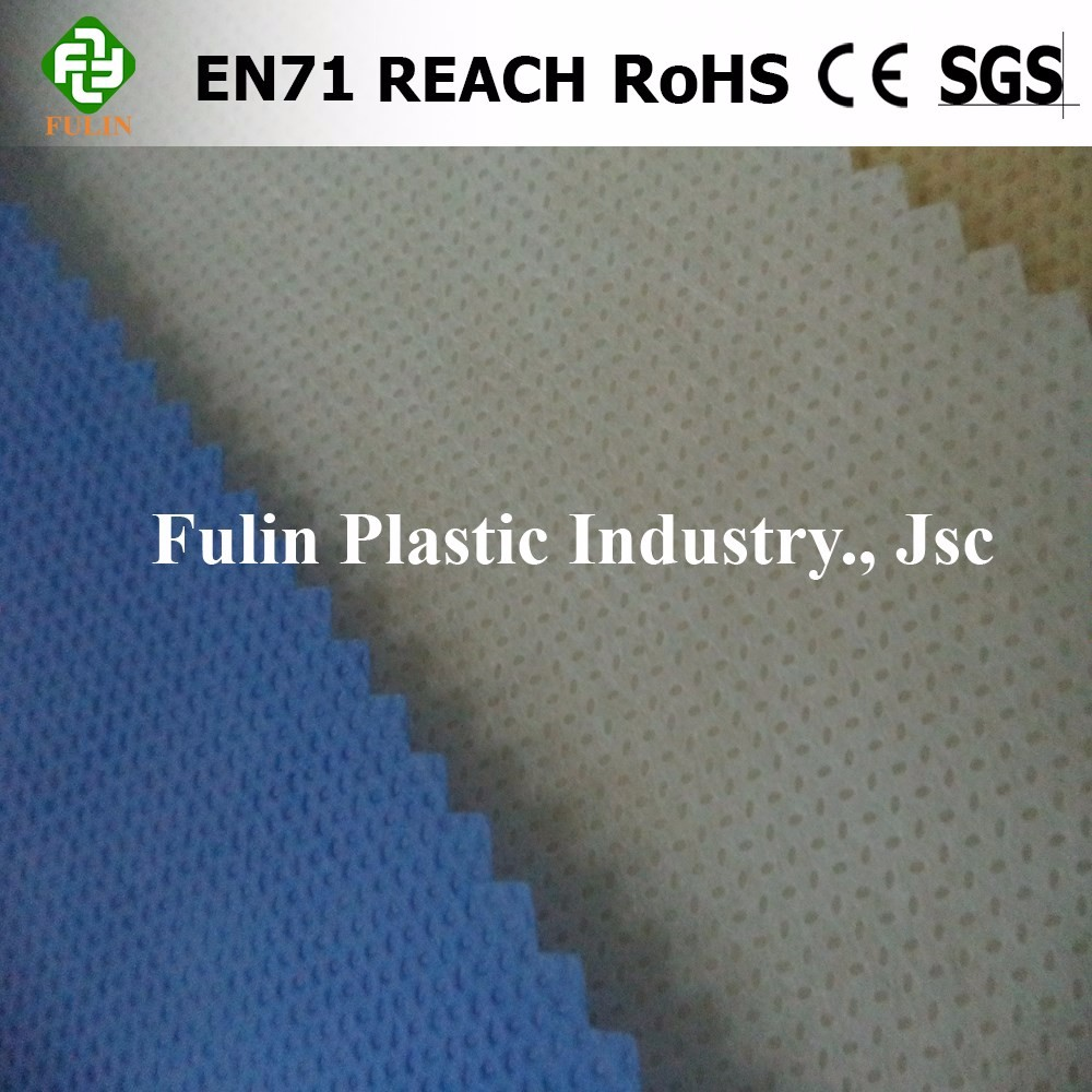 PP disposable Non-woven Fabric / Cloth for Nonwoven Bed Sheet Medical Use