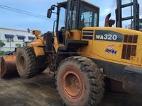 Used KOMATSU WA320-5 Wheel Loader/Komatsu WA250 WA300 WA320 WA380