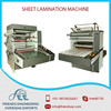 Best Price Sheet Lamination Machine with Extended Feeding Table