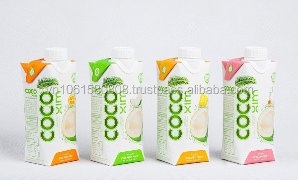 Nature COCONUT WATER from Vietnam