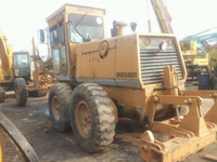 17 ton operation weight Used Dresser 870 motor garder second hand motor grader for sale