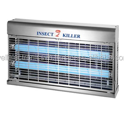 Restaurant Hotel Electric Mosquito Killer 40 W Blue Light UVA Lamp Fly Killer Lamp