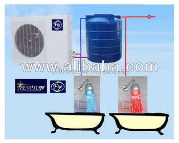 Cooling Systems Industrial Domestic-Fije Water Chiller in UAE