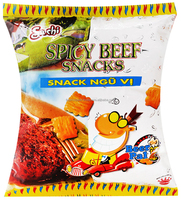 SACHI SPICY BEEF SNACK PACK 45G