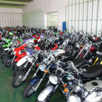 Various types of high quality used Honda 150cc motorcycles with extensive inventory