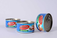 Bella Tuna 185 gr Easy open can
