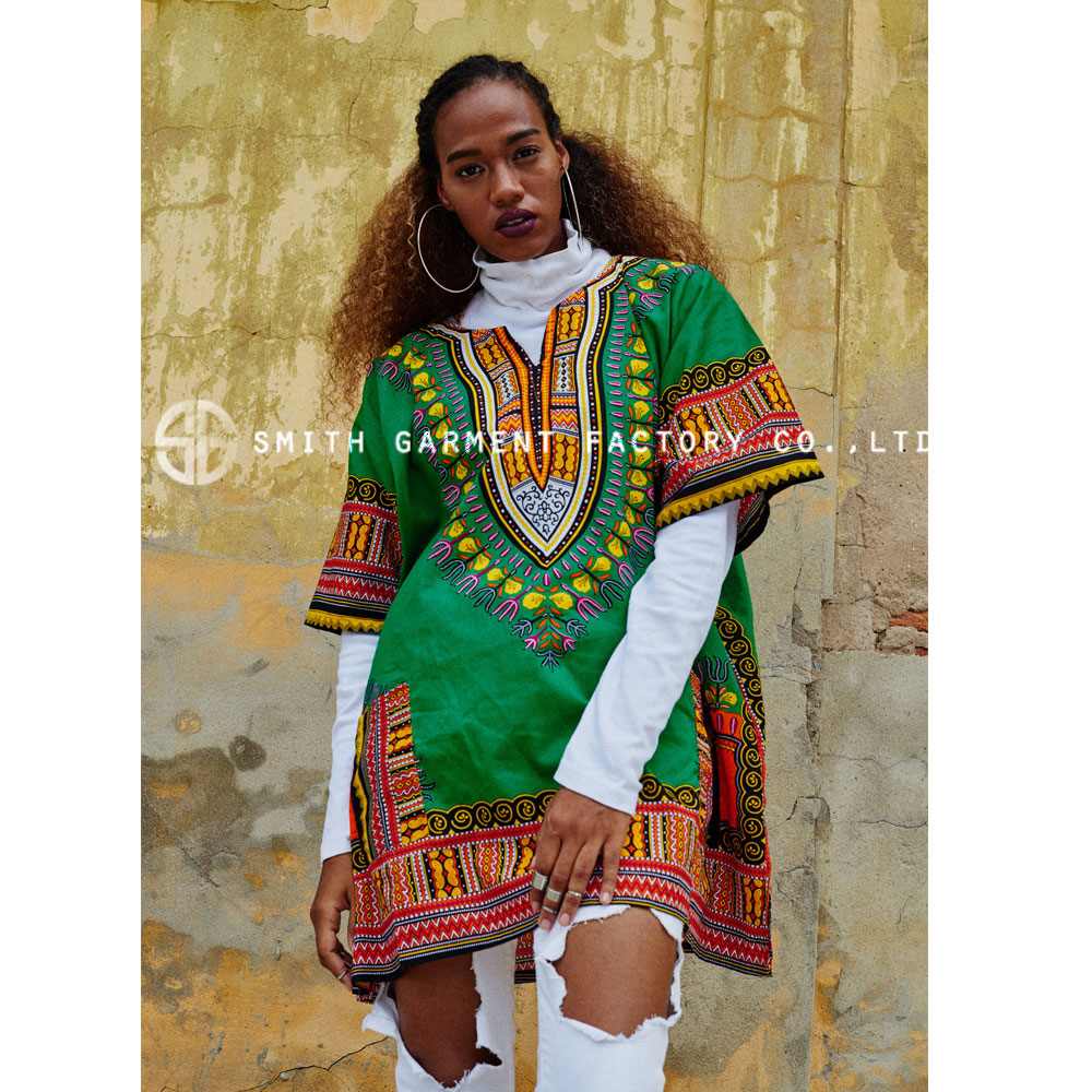 High Quality Dashiki Shirt Factory Price