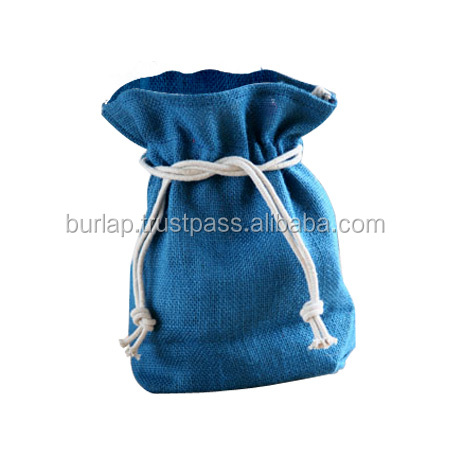 jute pouches 100% cotton bags