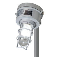 Eaton Champ nVMV Series Ex-Protected Luminaires for IEC and ATEX Applications