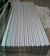Zinc Corrugated Roofing Tile Building Material