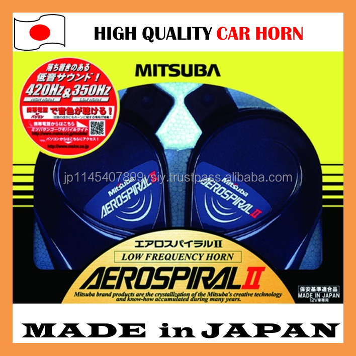 Award-winning hot-selling digital car horn available in various types