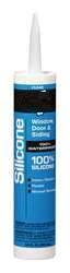 Rubber Sealant 10.1 oz Clear