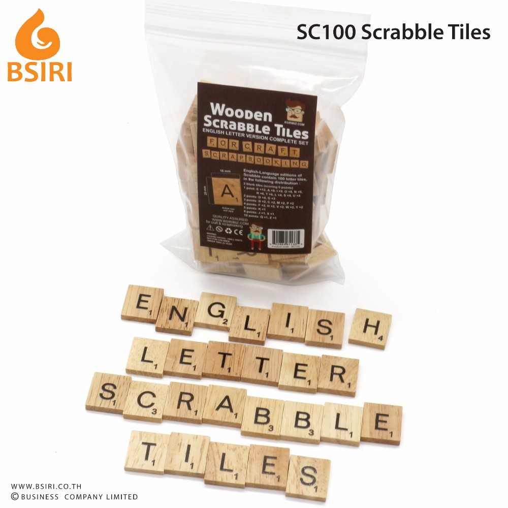 letter tiles for crafts scrabble tiles