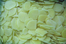 High Quality Frozen Potato Sliced (10*10mm) Potato; Frozen Potato
