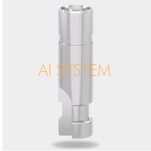 Dental Implant Analog / Compatible with Osstem