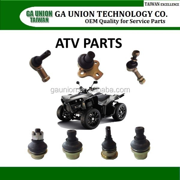 Suspension & Steering ATV Ball joint Tie rod end