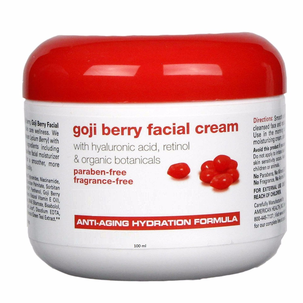 Best Goji Berries Cream Wrinkle Cream Acne Cream