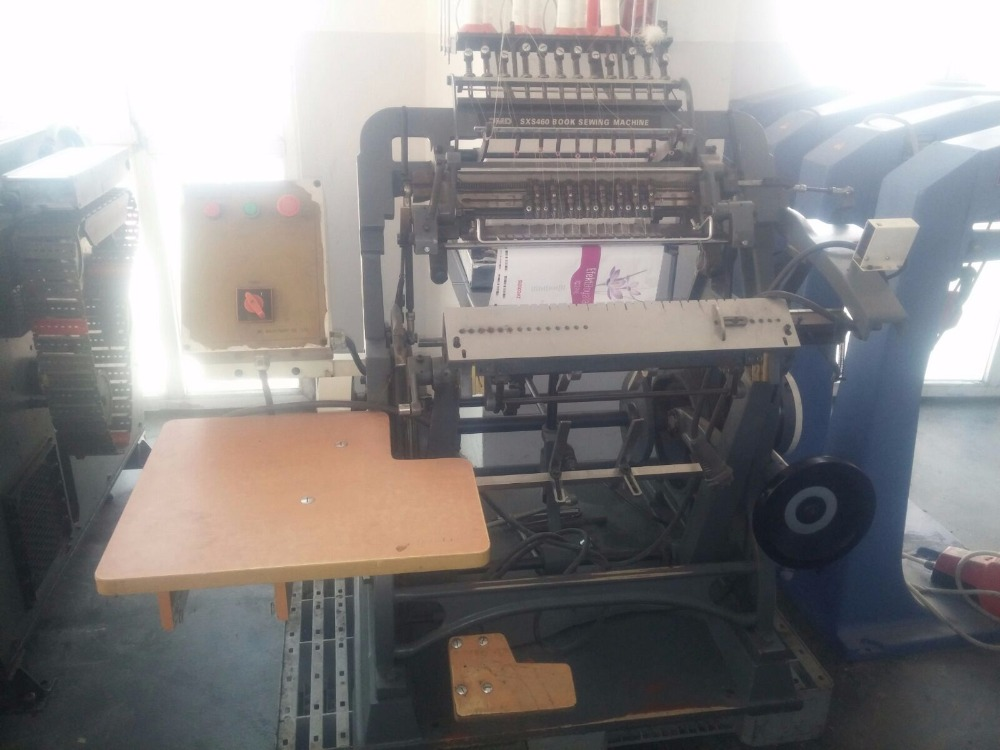 JMD SXS 460 BOOK SEWING MACHINE