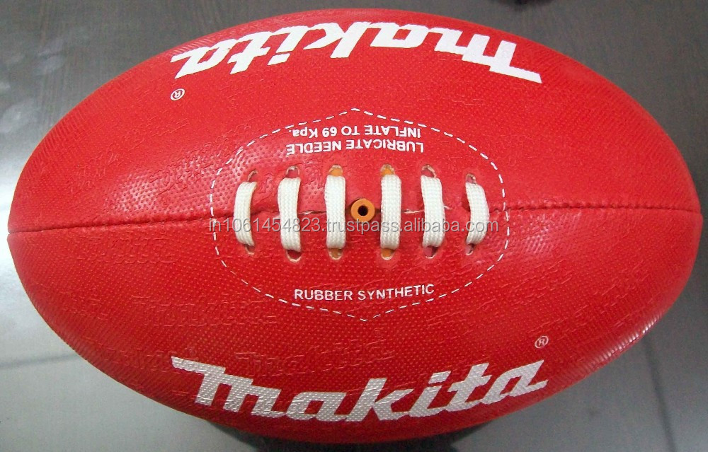 Aussie Rule Football Promotional