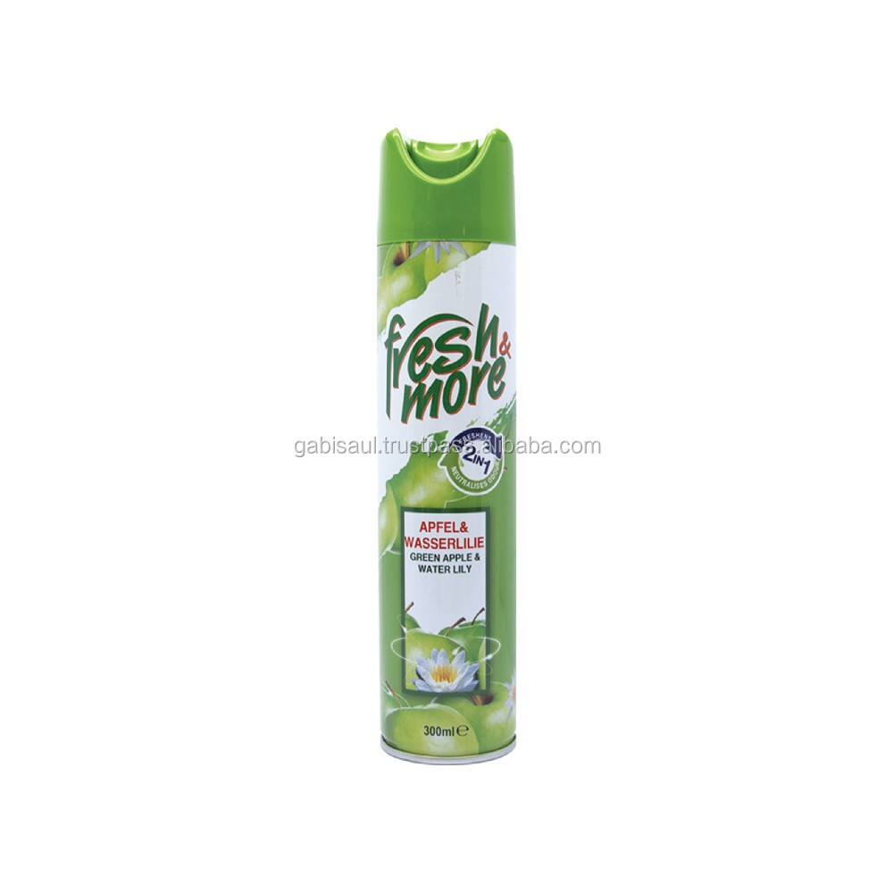 Fresh & More Air Freshener Green Apple & Water Lily