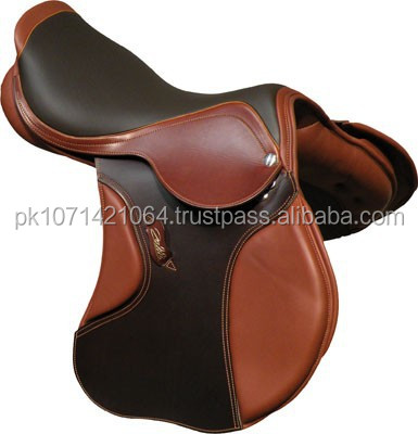 leather horse saddle,jumping saddle