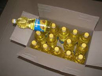 Refined sunflower oil in 1 liter pet bottles, 0.5/1/1.5/2 liter liquid plastic bottle &jar