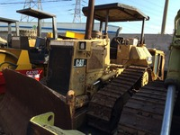 Dozer Caterpillar D5H used powerful CAT engine air conditioned