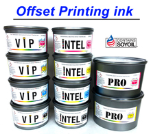 (1101) Korea high grade offset printing ink sheet fed
