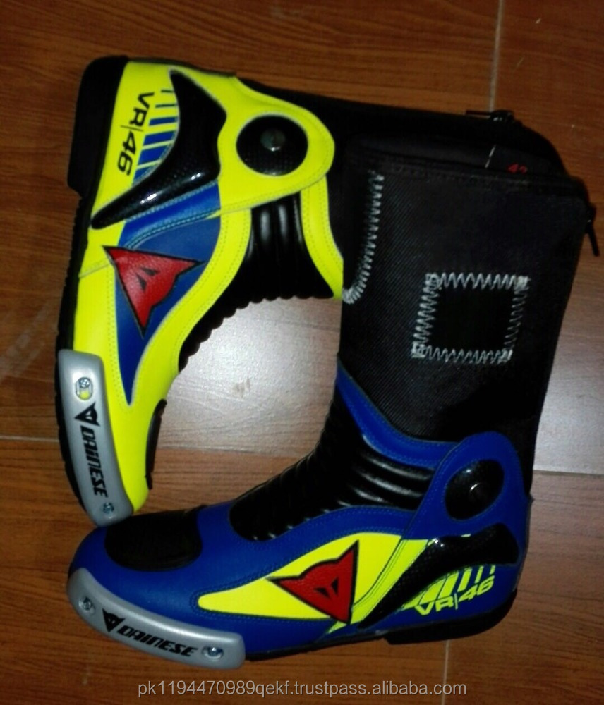 Motorcycle riding boots comprehensive protection light racing off-road professional shoes