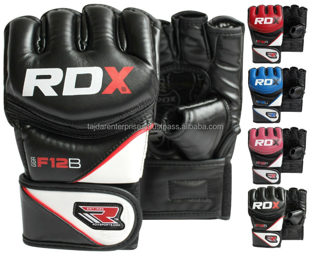 RDX Gel Tech mma grappling gloves