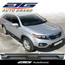 [AUTO GRAND] KIA Sorento R - Side Running Board Steps(no.5236)