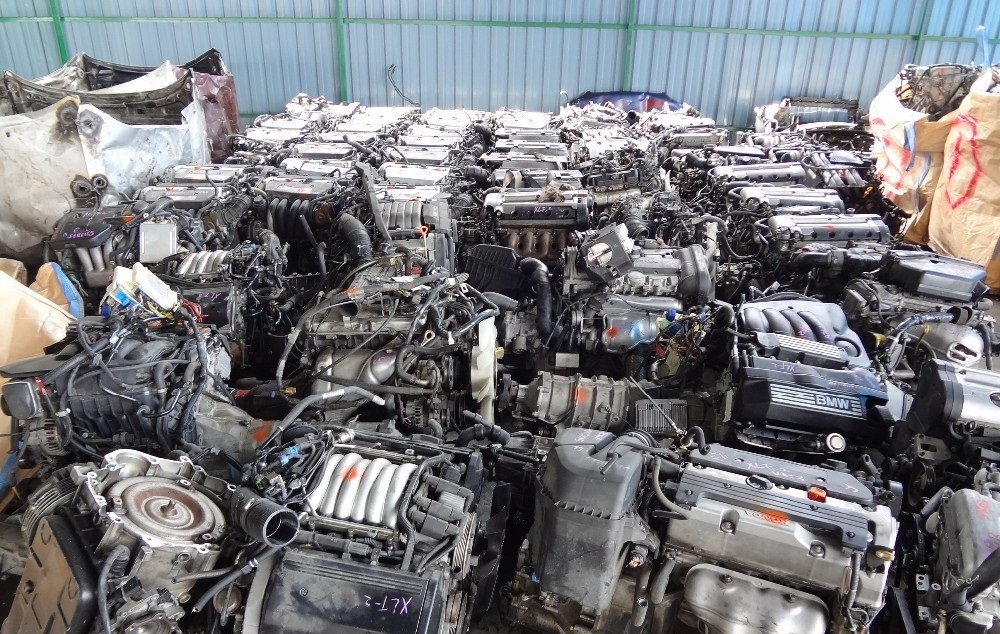 USED AUTO ENGINE FOR BMW, NISSAN, TOYOTA, MITSUBISHI, MERCEDES, ISUZU, HONDA, AUDI, HYUNDAI, ETC.