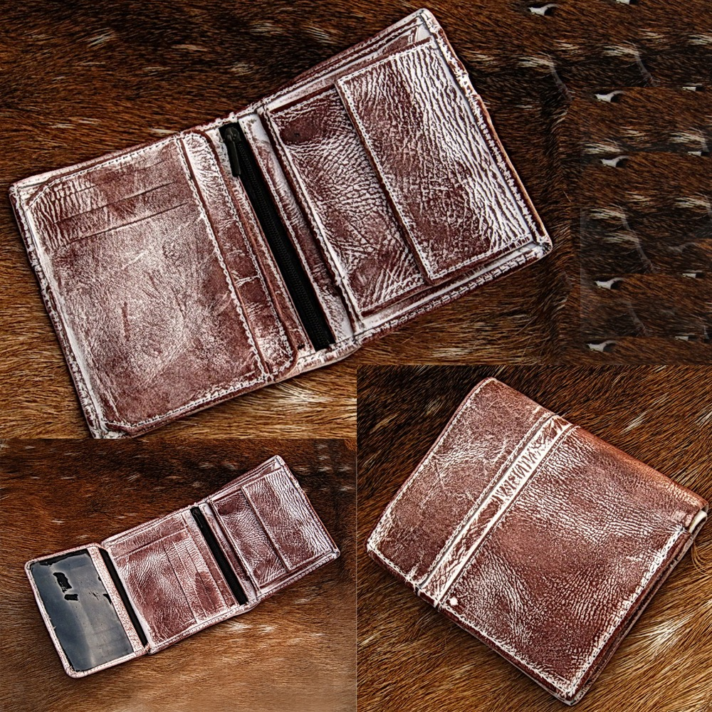 Leather Unisex Ultimate Wallet