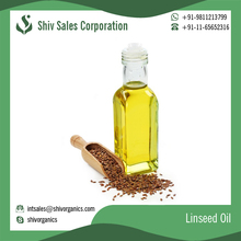 Bulk Quantity Linseed Oil at Low Price used as Pigment Binder and Impregnator