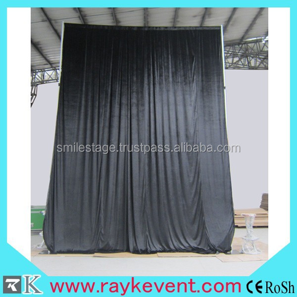 Singapore best selling pipe and drape used photo booth for sale