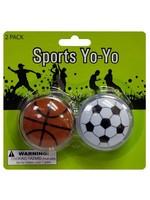 Sports Yo-Yo Set