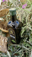 Cold Pressed Extra Virgin Olive Oil. A'Quality Extra Virgin. 100% Extra Virgin Olive Oil. Marasca Glass bottle 750 ml