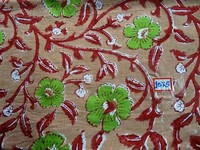 Jaipur block print 100% pure cotton fabric High quality competitive price online selling 2015