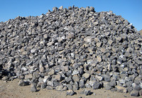Natural Rough Chromite Ore