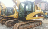 Used Caterpillar 320C excavator/secondhand CATexcavator 320B 320D 325CL good Hydraulic excavators for sale