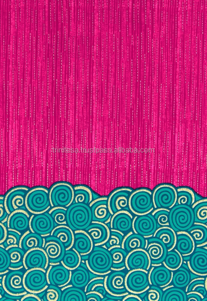BANDARA BATIK GLITTER / COTTON FABRIC THE HIGH QUALITY PRINTING FABRIC FROM THAILAND